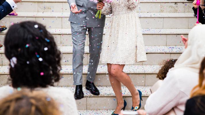 Bodas, o aniversário de casamento!