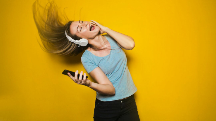 A música e a felicidade