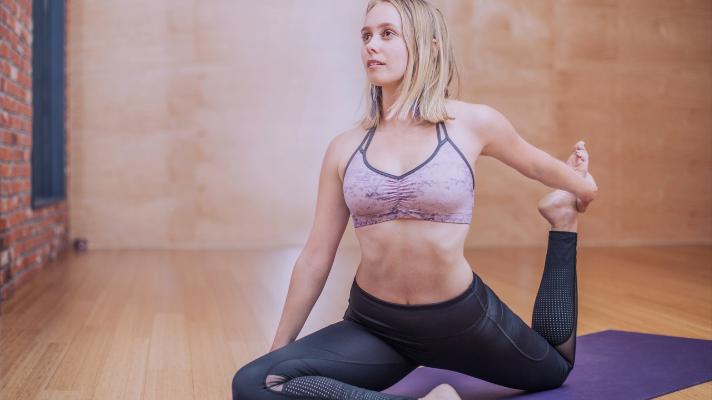 Hatha Yoga pelas manhãs